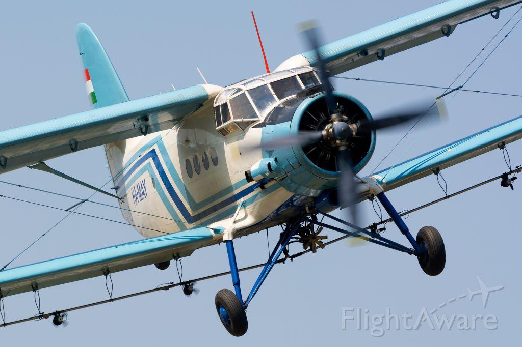 Antonov An-2 (HA-MAY)