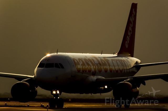Airbus A319 (HB-JYC)