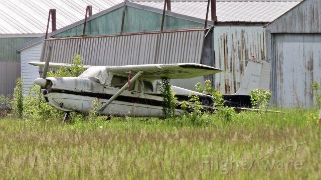 Cessna 175 Skylark (N9468B) - Gary Starcher and I both often comment on this sad Skylark. No intention of selling.