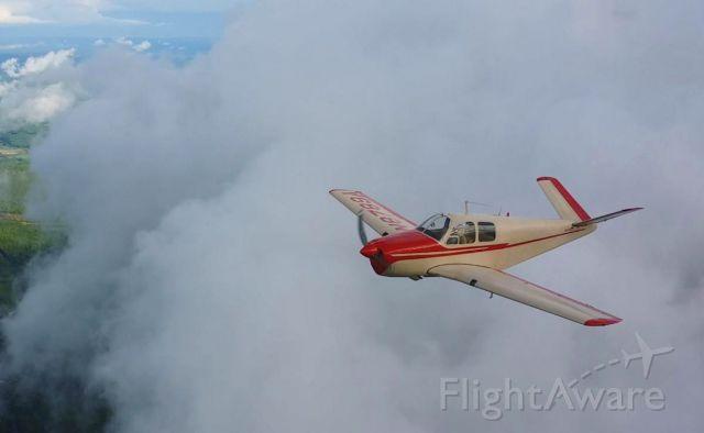Beechcraft 35 Bonanza (N8789A) - a rel=nofollow href=http://vimeo.com/96445897https://vimeo.com/96445897/a Flying after a line of Thunderstorms, Hudson Valley, NY