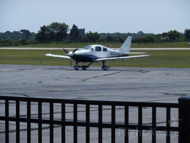 Cessna 350 (N6503C) - KBID