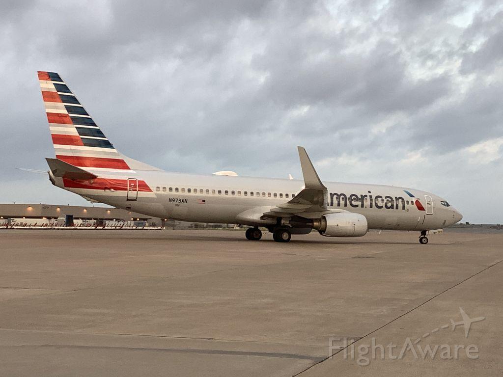 Boeing 737-800 (N873AN)