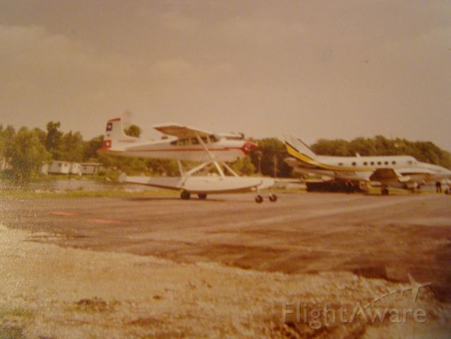 Cessna Skywagon — - Charlie Hammonds 185 amphib at Westwego. Charlie Hammonds also had a seaplane base in Houma, La. R. Hammond Charlies Son was also a U.S. Navy F-14 Top Gun Pilot. See Top Gun the movie.