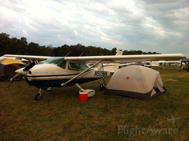 Cessna Skylane (N5099N) - GAC at EAA AirVenture 2012