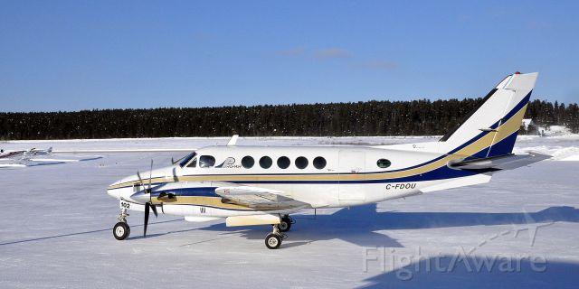 Beechcraft King Air 100 (PRO102) - Médévac