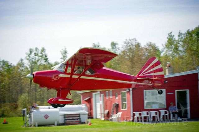 Piper PA-22 Tri-Pacer (N9020D)