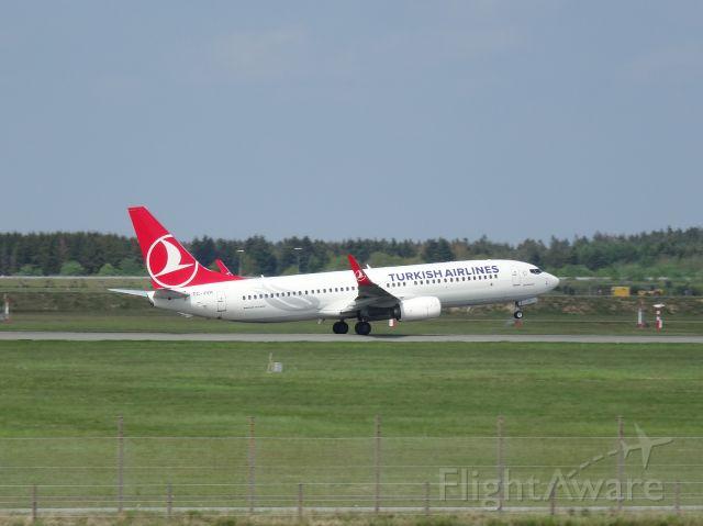 Boeing 737-800 (TC-JVH)