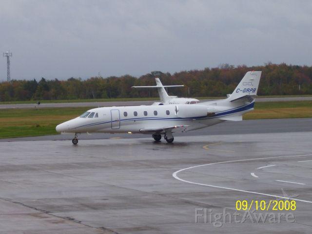 Cessna Citation Excel/XLS (C-GRPB)