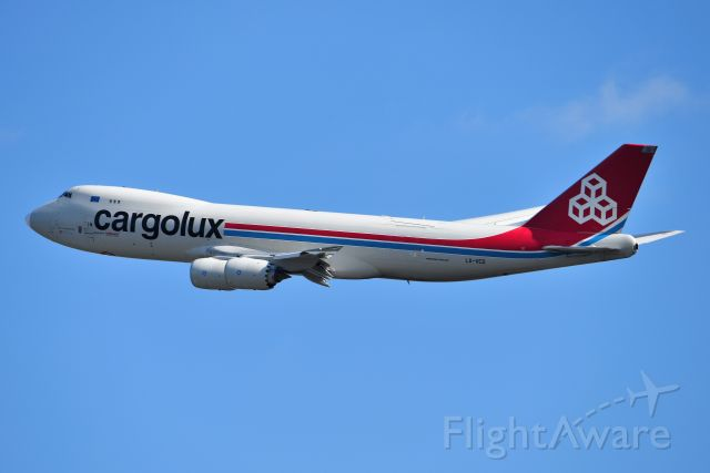BOEING 747-8 (LX-VCD) - 10-C 05-14-19