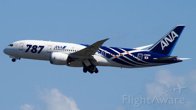 Boeing 787-8 (JA802A)