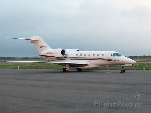 Cessna Citation X (N757XJ)