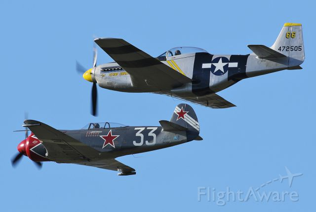 North American P-51 Mustang (VH-FST)