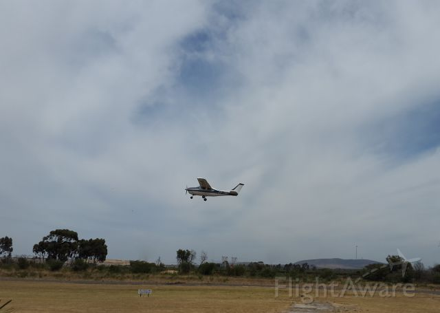 Cessna Cardinal (ZS-OBC) - Morning Star Airfield, South Africa