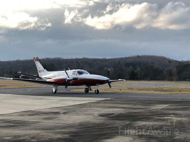 Cessna Conquest 2 (N441VH)