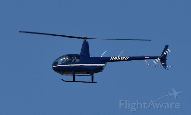 Robinson R-44 (N65WD) - Robinson R44 taken in Rockwall, Texas