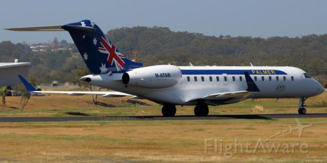 Bombardier Global Express (M-ATAR) - 27 Oct 2014br /Clive Palmers Bombardier departing for Maroochydore (YBSU)