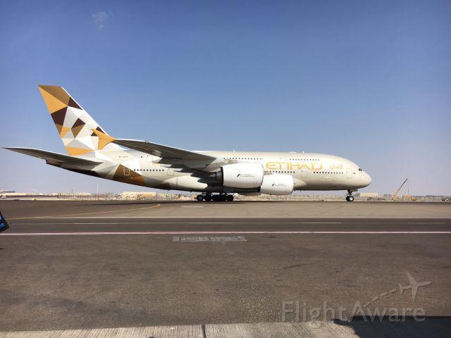 Airbus A380-800 (A6-APA) - The Beast.
