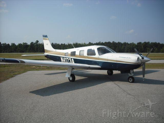 Piper Saratoga (N4173A)