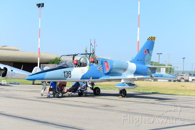 Aero L-39 Albatros (C-GOZA)