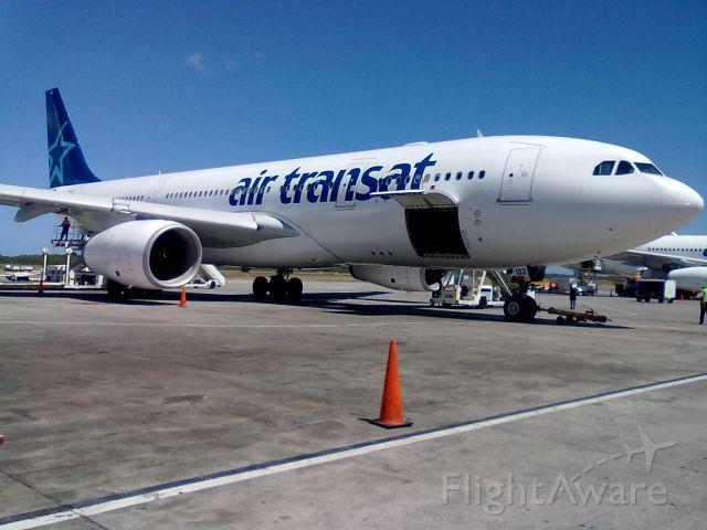 Airbus A330-300 — - Air Transat