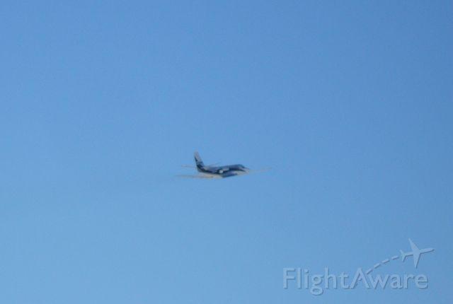 Cessna Citation V (N484MM) - N484MM In-flight