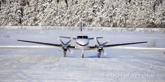 Beechcraft King Air 90 (C-GTGV)
