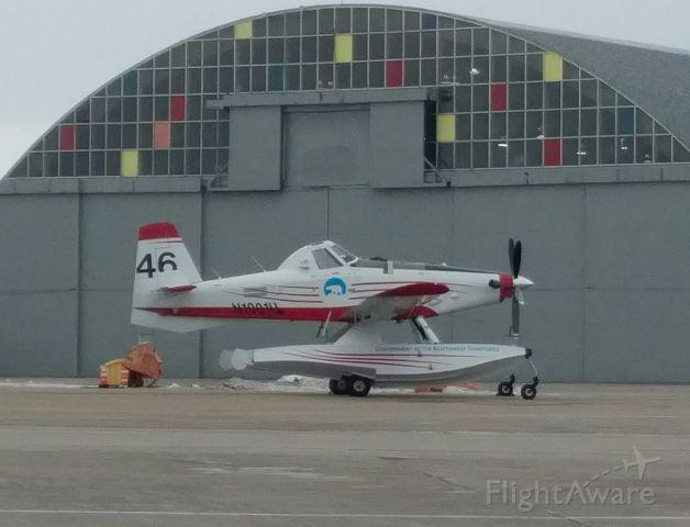 N1001U — - Air Tractor 802 in Fireboss configuration