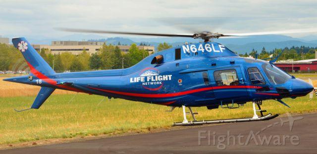 SABCA A-109 (N646LF)