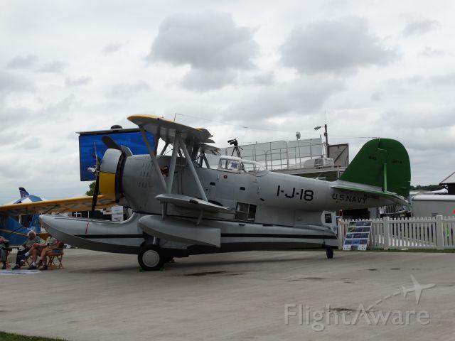 NL63850 — - Grumman J2F/OA-12 Duck