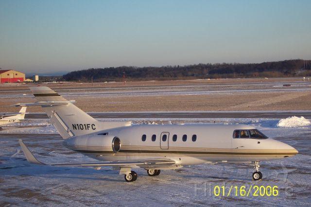 Hawker Siddeley HS-125-400 (N101FC)