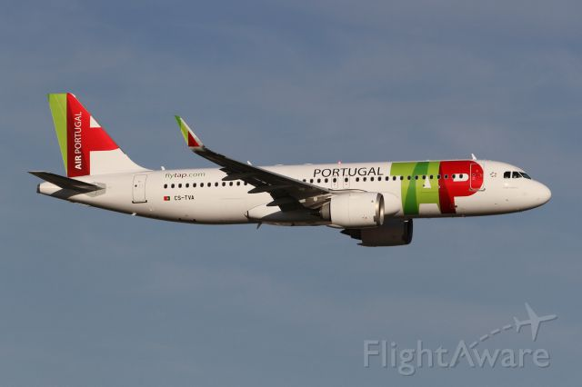 CS-TVA — - 1st Fly, low pass at LPPT