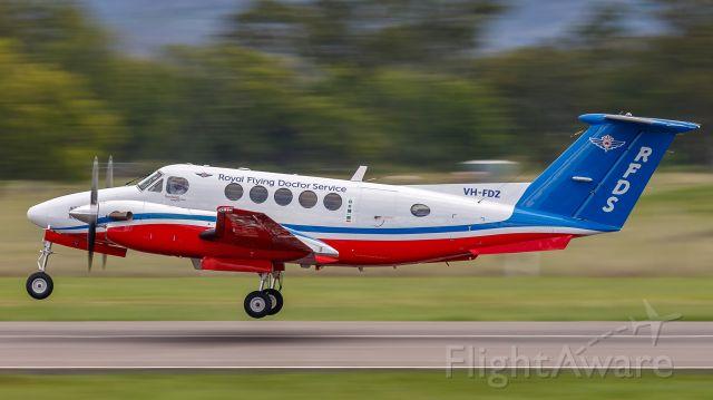 Beechcraft Super King Air 200 (VH-FDZ)