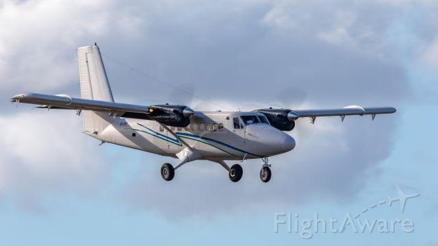 De Havilland Canada Twin Otter (VH-ZKF)