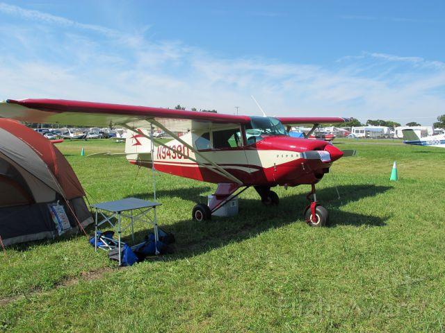 Piper PA-22 Tri-Pacer (N9438D) - Oshkosh 2013!
