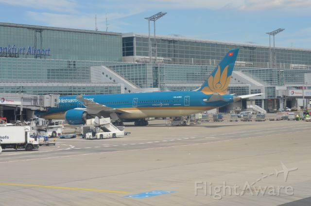 Airbus A350-900 (VNA866)