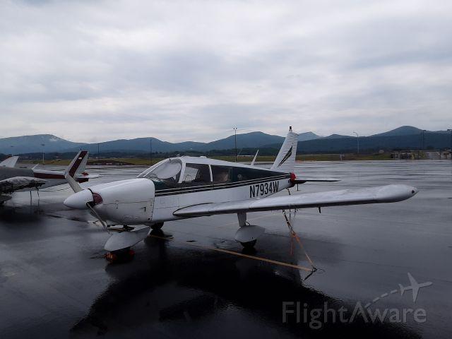 Piper Cherokee (N7934W)