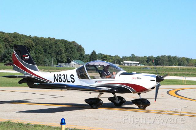Beechcraft Super King Air 350 (N83LS)