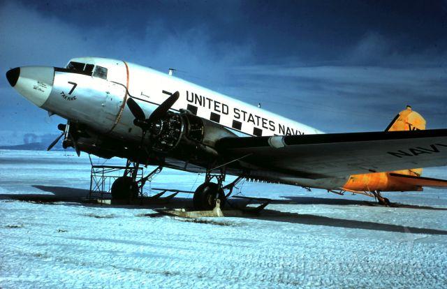 — — - Operation Deep Freeze 1958-59 McMurdo Sound