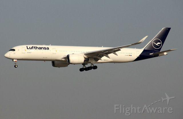 Airbus A350-900 (D-AIXP)