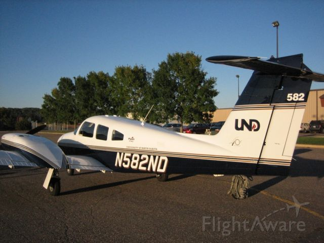 Piper PA-44 Seminole (N582ND)