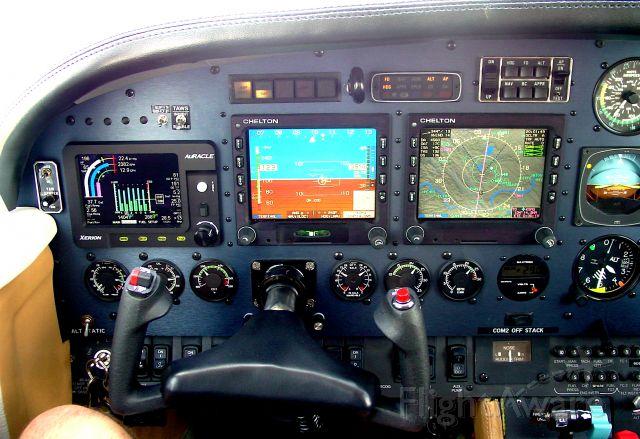 Rockwell Commander 114 (N616KJ)