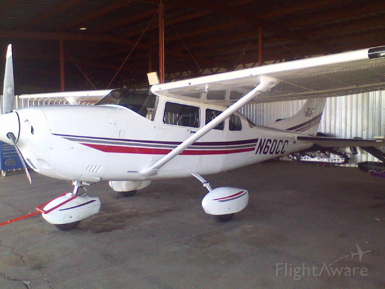 Cessna 206 Stationair (N60CC)