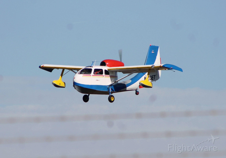 REPUBLIC Seabee (N713ET) - This is a Republic Seebee.  Neat little ride!