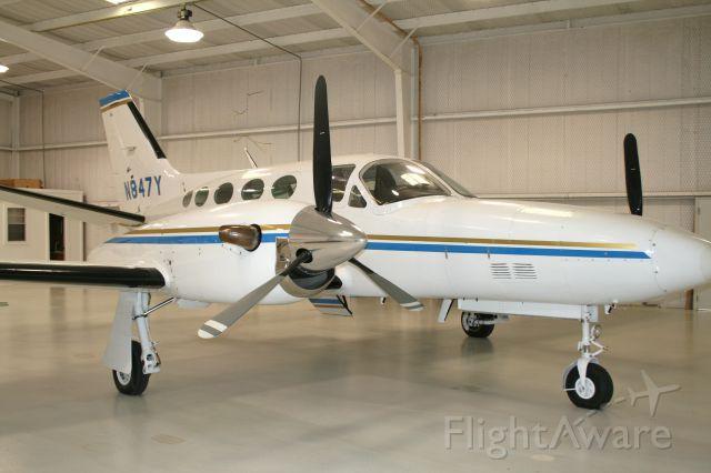 Cessna Conquest 1 (N847Y)