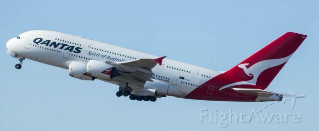 Airbus A380-800 (VH-OQJ)