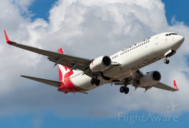 Boeing 737-800 (VH-VYI) - QANTAS BOEING 737-838 - REG VH-VYI (CN 34181/1840) - ADELAIDE INTERNATIONAL AIRPORT SA. AUSTRALIA - YPAD 28/7/2018