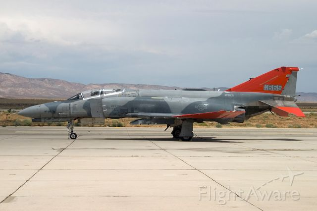 N74665 — - A McDonnell Douglas F-4E Phantom @ Mojave (CA) airport. Later converted to a QF-4E drone.