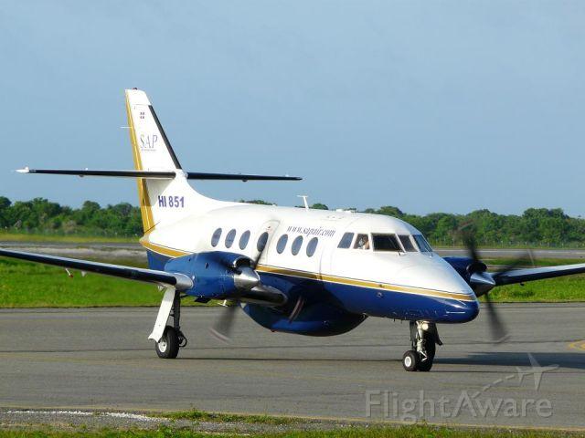 British Aerospace Jetstream Super 31 (HI851)