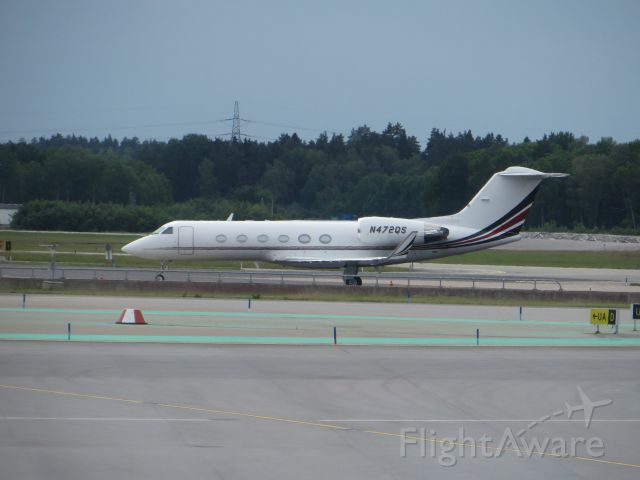 Gulfstream Aerospace Gulfstream IV (N472QS)