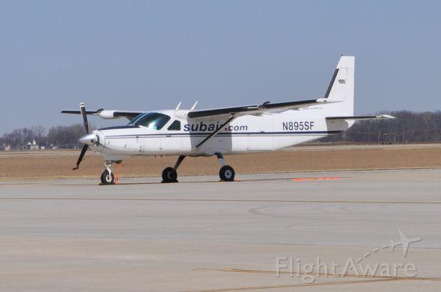 Cessna Caravan (N895SF)